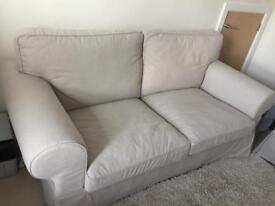 IKEA Ektorp sofa two seats