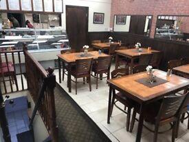 Evening restaurant for rent