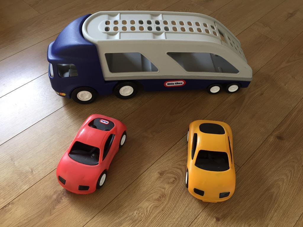 Little Tikes Car Carrier