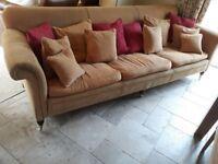 Sofa - large 4 seater
