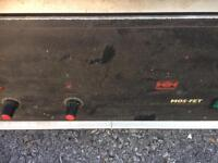 Mos fet m900 power amp perfect working order
