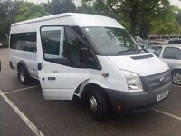 Guaranteed Low Cost 16 Seat Minibus With Driver Service