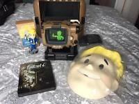 Fallout 4 ultimate collectors edition item bundle limited edition ps4
