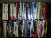 Job Lot of DVDs, Audio CDs, PC, XBox, Playstation and Playstation 2 Games