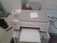 Scanner, printer, copier, colour (NO INKs) (house clearance)