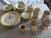 Dinner/Tea Service by Scotts of Stowe