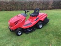 Alko ride on lawnmower mower