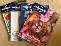 Free Lonely Planet magazines x34