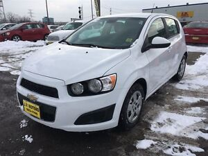 2014 Chevrolet Sonic LS, Automatic
