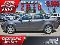 2010 Ford Focus SEL W/ Alloy Wheels-5 Speed