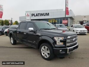 2015 Ford F-150 Platinum SuperCrew 6.5 ft Bed 4WD