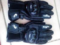 Furigan motorcycle gloves size 10 XL waterproof