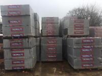 Packs Of Thermalite Block, Trench Block, Engineering Bricks > New