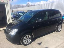 05 Vauxhall Meriva 1.4 Breeze - MOT Feb 2018 - Alloys - 84,000 Miles - Privacy Glass - PX WELCOME