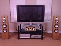 "RRP £2500 Awesome Panasonic 42"" Plasma Tv with HiFi Quality Speakers 1080i"
