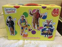 MR TUMBLE - SOMETHING SPECIAL PUZZLE - BOXED