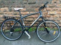 Decathlon Triban XL Hybrid Bike Disc Brakes