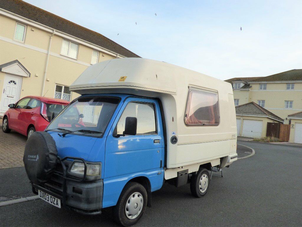 2003 piaggio porter camper van diesel 69000miles in seaton devon gumtree. Black Bedroom Furniture Sets. Home Design Ideas