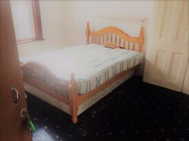 THE RENT INCLUDES ALL BILLS -Fully furnished Double room available -SOCIABLE FRIENDLY HOUSE SHARE