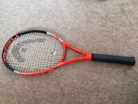 Head Ti.Radical Lite Nano Tennis Racket - Barely used