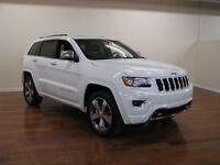 2015 Jeep Grand Cherokee Location Overland 4X4 CUIR TOIT NAV LOC