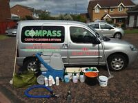 COMPASS CARPET CLEANERS
