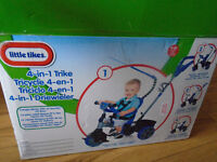 little tikes 4 in 1 trike scooter for kid toy cheap bargain