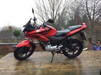 Honda CBF 125 61 plate *Low Mileage*