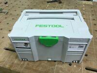 Festool OF 1010 Router, Brand New, Unused, Unregistered.
