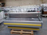 Serve Over Counter Display Fridge Meat Chiller 180cm (5.9 feet) ID:T2409