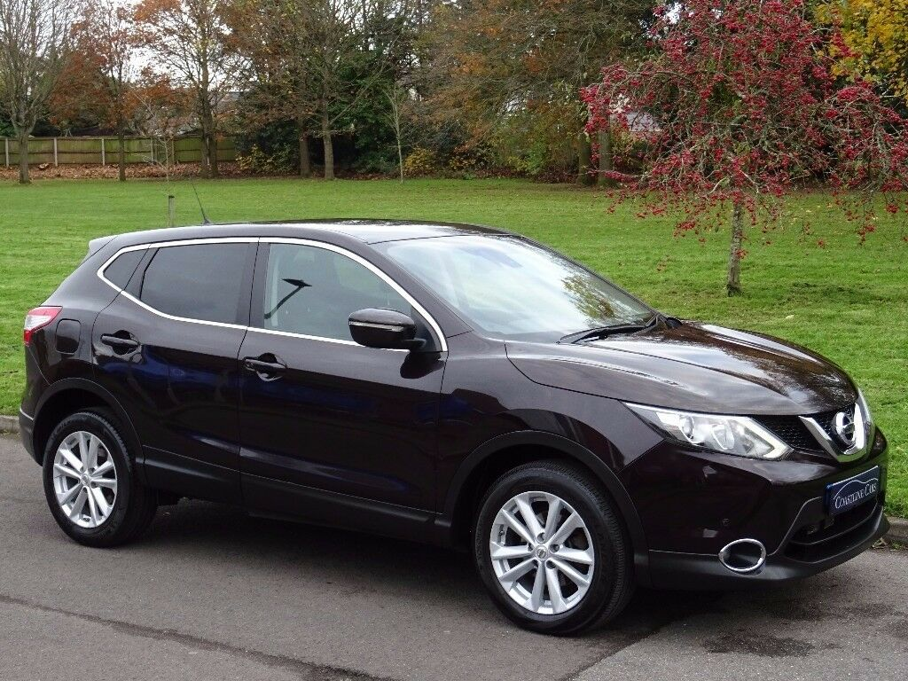 2014 nissan qashqai 1 6 dci acenta premium xtronic cvt automatic 5dr new shape nav reverse. Black Bedroom Furniture Sets. Home Design Ideas