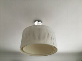 2 Suspended Ceiling Lights