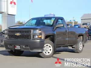 2014 Chevrolet Silverado 1500 5.3L V8 | 4X4 | REGULAR CAB LONG B