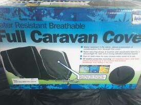 *New* Water Resistant Breathable Full Caravan Cover ~ XXL