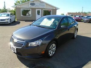 2014 Chevrolet Cruze 2LS Auto Air Power Windows and Locks