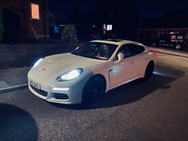 image for Porsche, PANAMERA, Hatchback, 2013, Semi-Auto, 2967 (cc), 5 doors