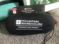 BRAND NEW double mosquito net unopened