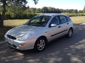 FORD FOCUS 2.0 GHIA MOT DRIVES VERY WELL WE CAN DELIVER TO YOU AT EXTRA COST