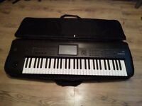 Korg Krome 61 With Softcase + Amp deal