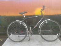 BSA Westcoast City Large Hybrid Road Bike 28 inch