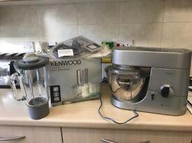 KENWOOD Chef and Major KM010-KM020 Series