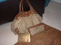 Gucci Bag and Purse Genuine & Original