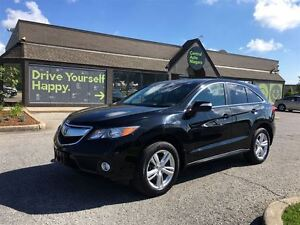 2014 Acura RDX AWD/CARPROOF CLEAN/BACKUP CAM/SUNROOF/LEATHER