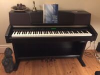 Clavinova CLP970 digital piano and stool - further price reduction