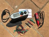 Megger 1502 Multifunction tester, Calibrated