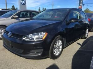 2015 Volkswagen Golf TRENDL 3DR 1.8L 170HP 5SP MANUAL