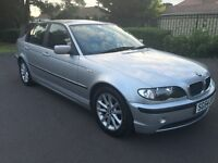 2004 BMW 316I ES AUTOMATIC LOW MILEAGE