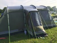 Outwell Montana 6P tent 2015 - perfect condition