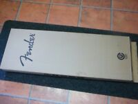 Electric Guitar Stratocaster telecaster FENDER shipping boxes Genuine double wall