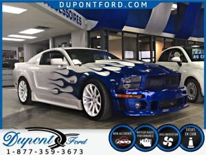 2005 Ford Mustang GT 302 STROKER 700 HP- SUPERCHARGER